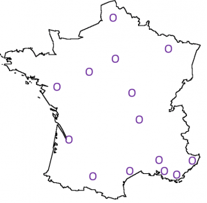 Agence Organisation EVJF Lyon Nantes Bordeaux Lille Les Feetardes
