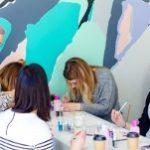 Enterrement de Vie de Jeune Fille Paris Atelier Nail Art Les Feetardesnail art beaux ongles enterrement vie de jeune fille Parisian Style
