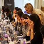 Enterrement Vie de Jeune Fille cours de maquillage Les Feetardesmaquillage enterrement vie de jeune fille Parisian Style Events T