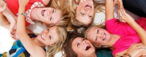 Enterrement de Vie de Jeune Fille Paris les Feetardes