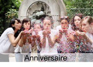 Activite Anniversaire originale Paris Marseille Les Feetardes