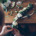 Atelier DIY fleurs Enterrement Vie de Jeune Fille les Feetardes