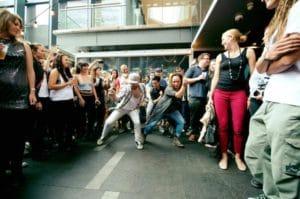 activite enterrement vie de jeune fille danse soul train