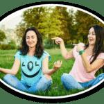Yoga du rire EVJF anniversaire Les Feetardes