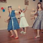Lindy Hop EVJF Les Feetardes