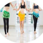 Cours de danse EVJF oriental Les Feetardes