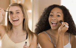 Anniversaire ado cours de maquillage Les Feetardes