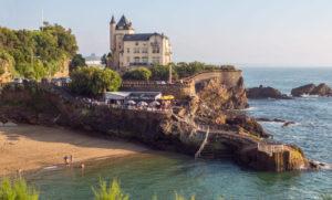 EVJF Biarritz Enterrement vie jeune fille les Feetardes