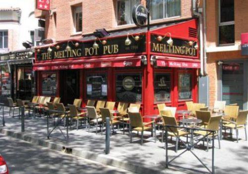 melting pot pub